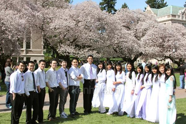 Hoa Kỳ - Nam châm thu hút sinh viên quốc tế