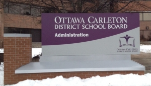 Học khu Trung học Công lập Ottawa Bang Ontario
